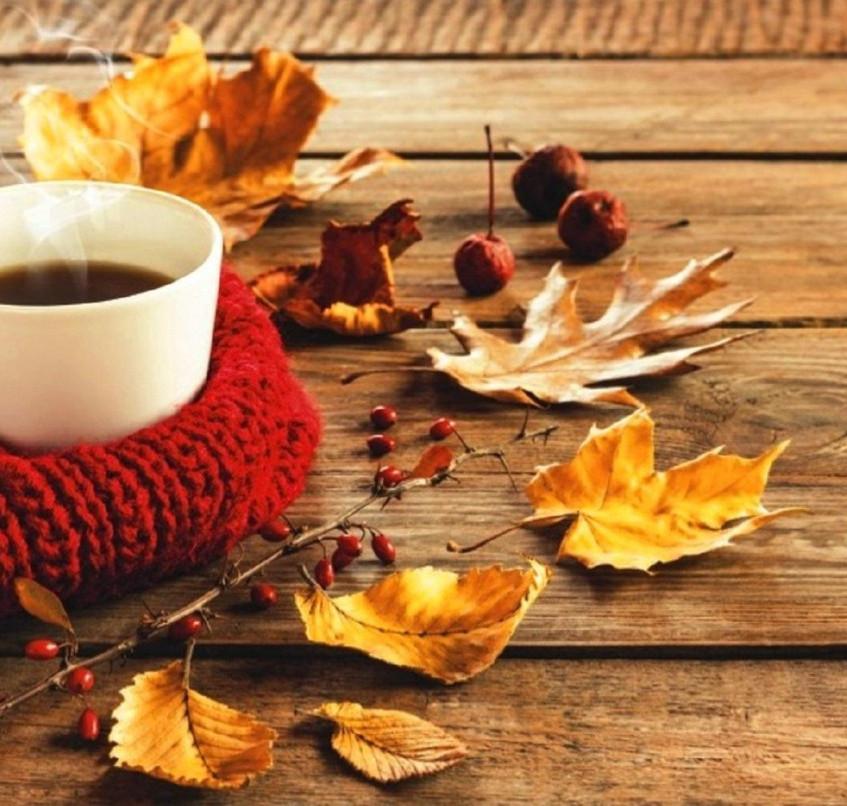 café automnal