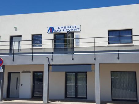 Nouveau Centre massage pour Nat'harmonie à Marguerittes