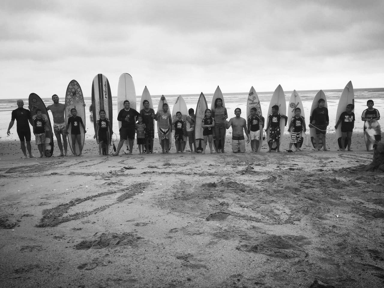 Surf 4 Ecuador