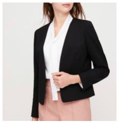 自分に似合うジャケットを探すコツ【ユニクロ編】ANNAの小柄ファッション講座Vol.5