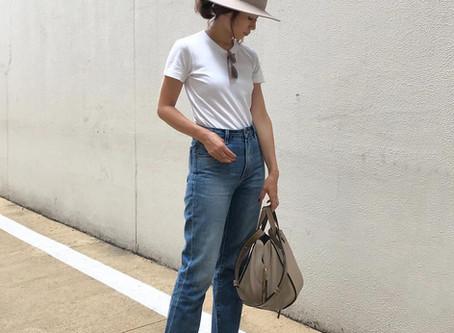 【骨格タイプ別!似合う白Tシャツの選び方】ANNAの小柄ファッション講座Vol.14