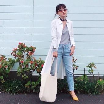 【骨格タイプ別!似合うデニムの選び方】ANNAの小柄ファッション講座Vol.13
