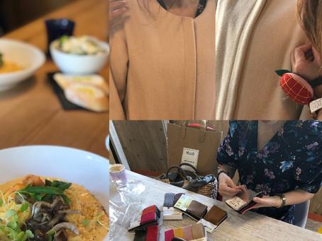 小柄さん専用新作コート!東京試着会で先行ご予約受付決定!