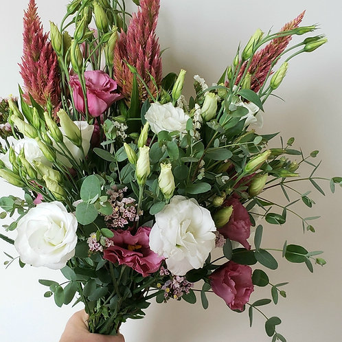 2021 Spring Flower Subscription {4 Bouquets}