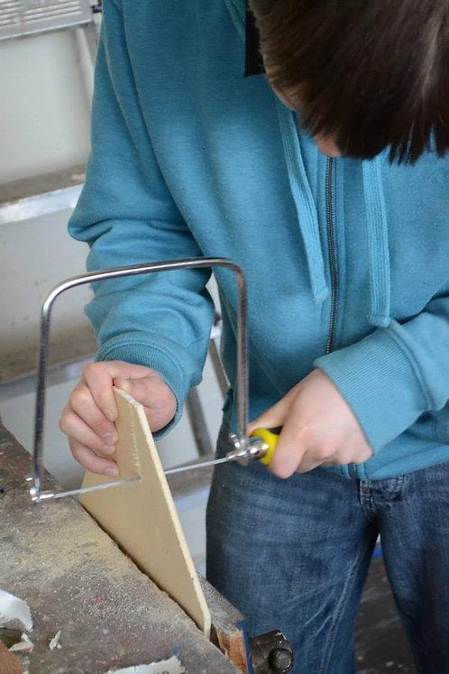 WORKSHOP - Table Tennis Bat Making