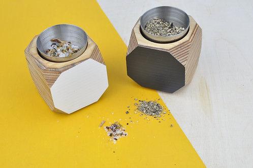 Salt & Pepper/ Spice pots