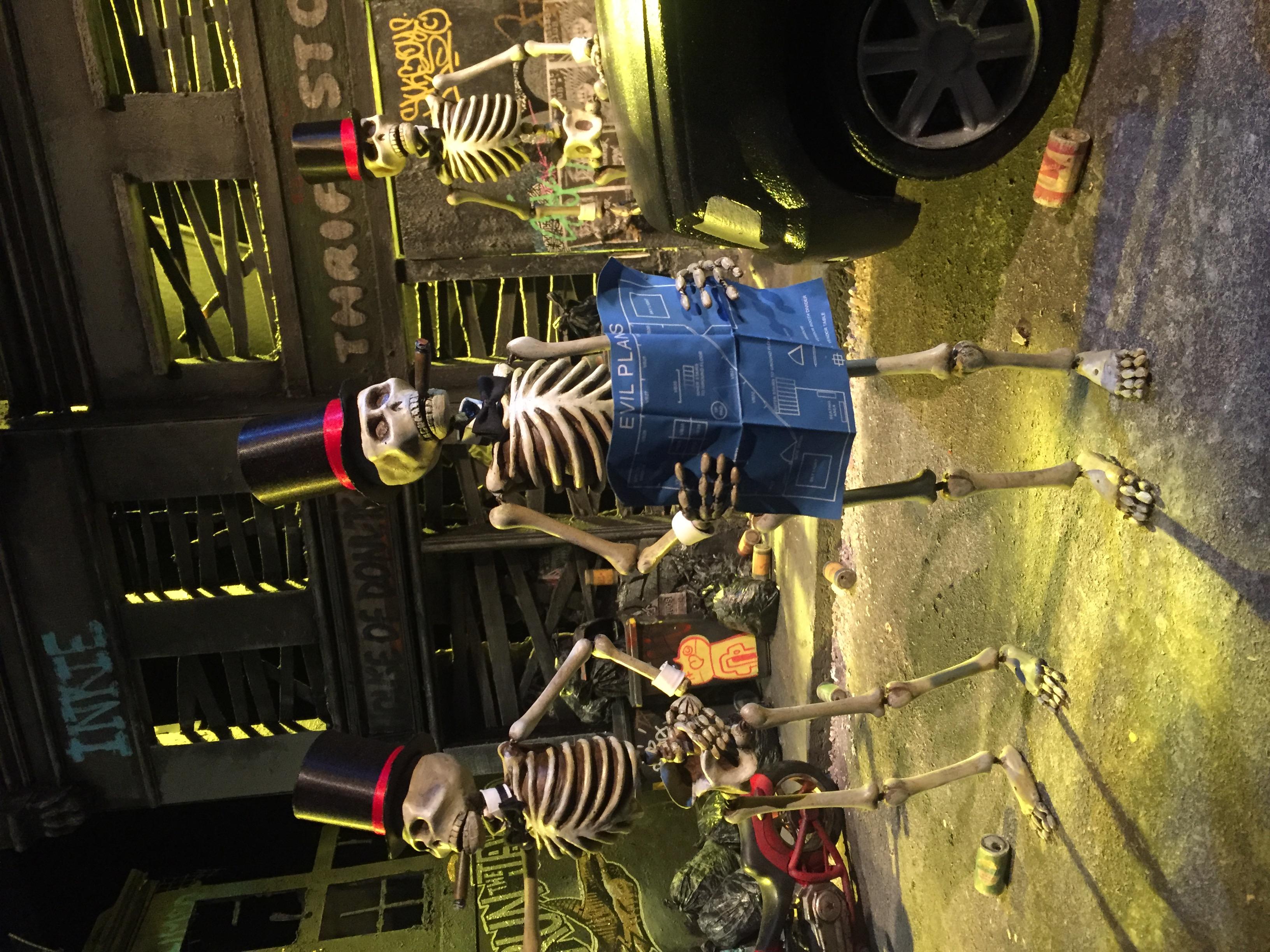 Puppet & Prop maker- Jacknife Films