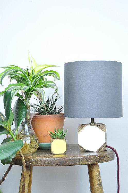 Geo Lamp   100