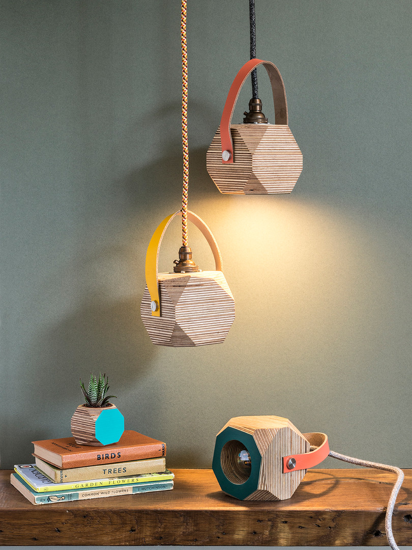 GEO   Pendant Lamps