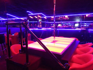 A view inside Rumors Gentlemen's Club