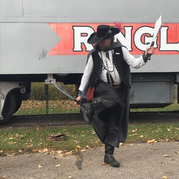 Rogues & Ruffians 2019