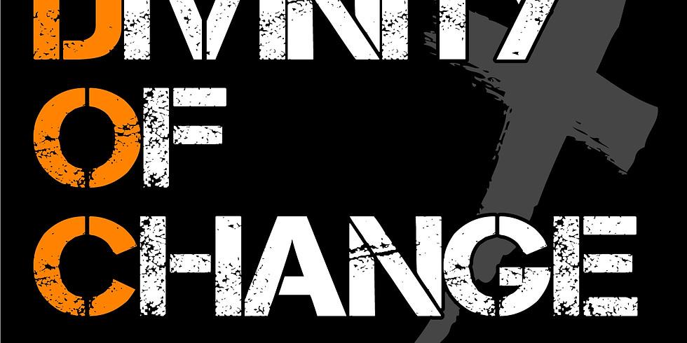 Friday Night Divinity Of Change Gathering!