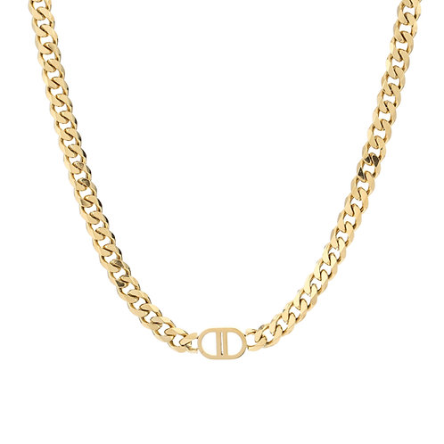 Ketting * ChainYou* gold