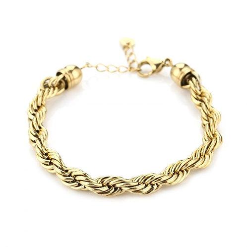 Armband * TurnAround* gold