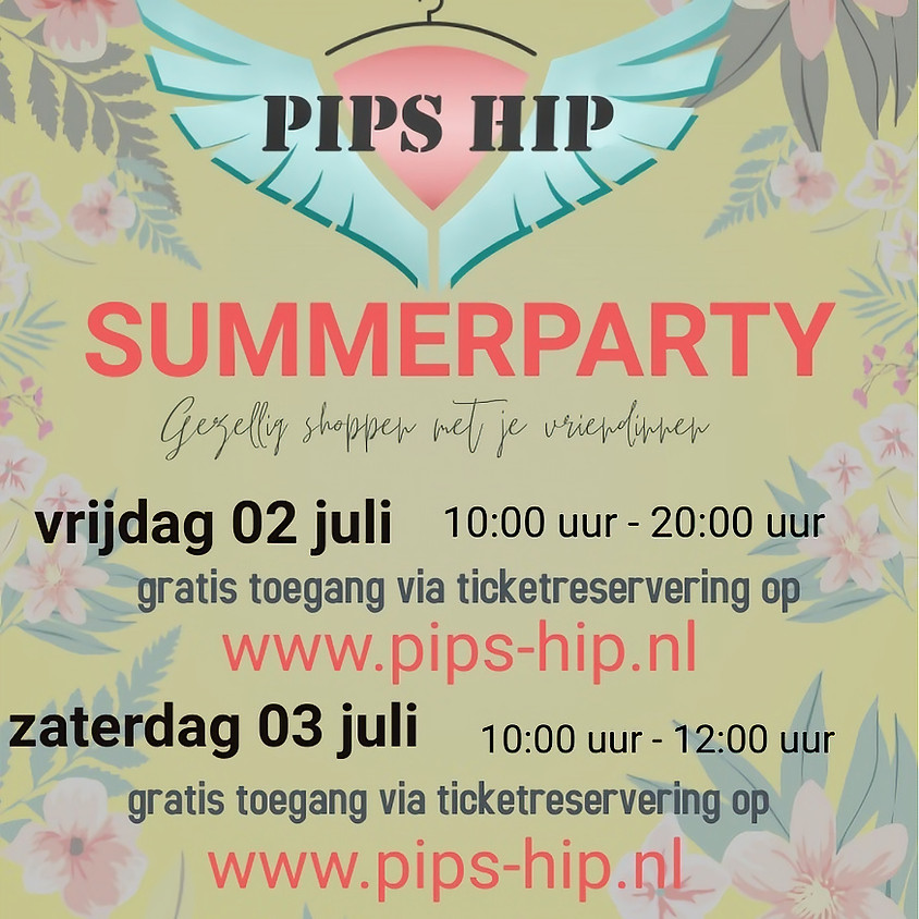 SUMMERPARTY