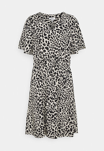 Overslagjurkje Leopard