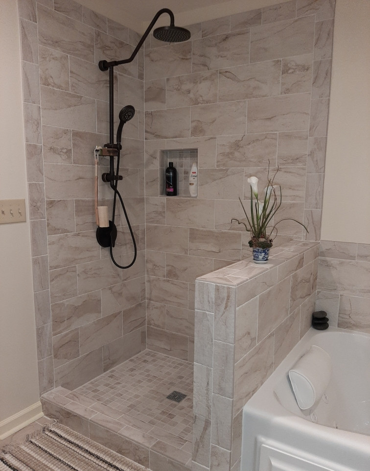 Shower Remodeling Ideas