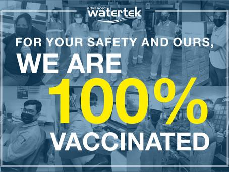 Update: Covid 19 Vaccination