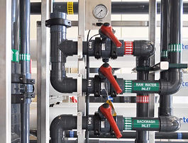 Reverse Osmosis plant spare parts and accessories