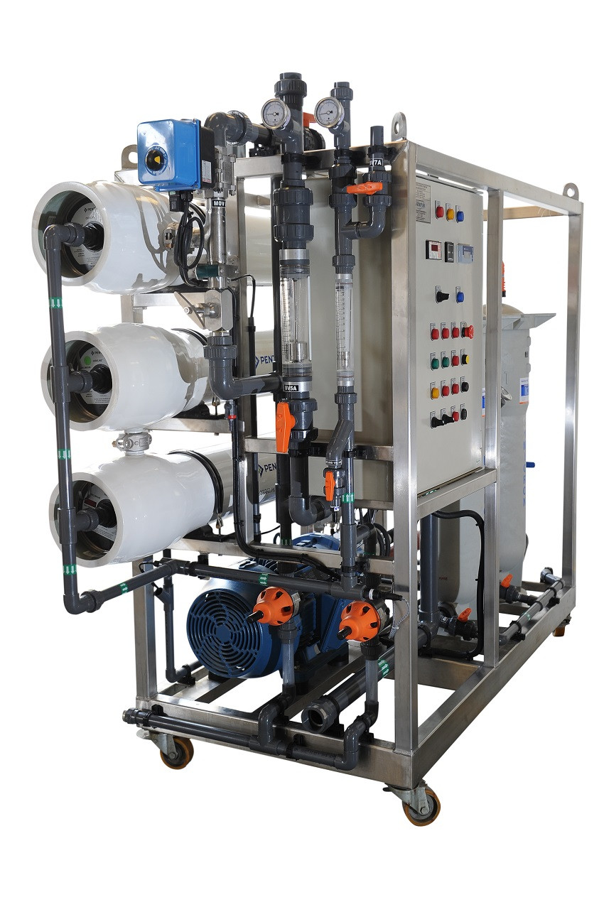 Water Maker also known as Fresh Water Generator