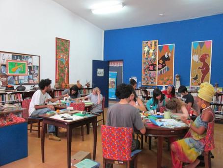 Biblioteca Belmonte – uma memória das experimentações