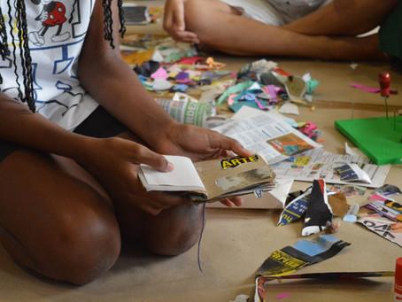 Evocar memórias – escrita sobre livros esquisitos