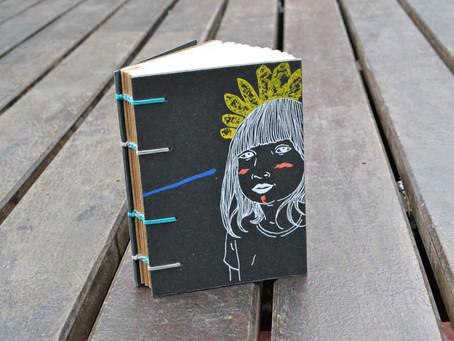 número 13 - Sorteio livro artesanal