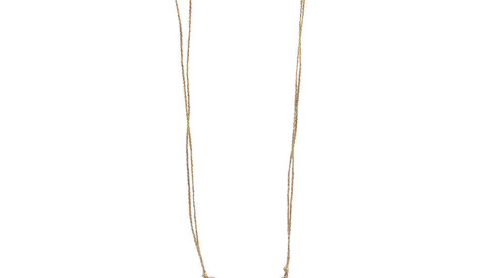 Collier mer - Chrysoprase et turquoises