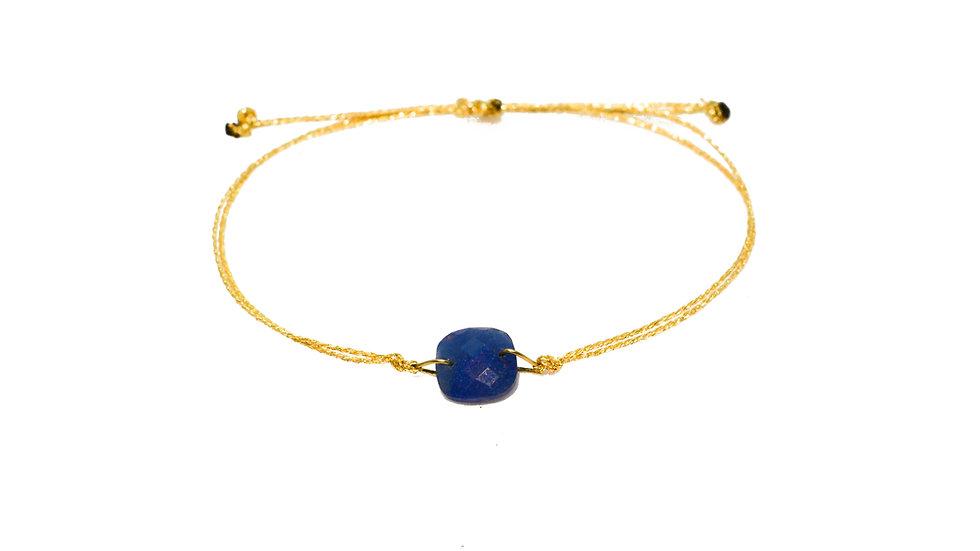 Bracelet mer - Lapis lazuli