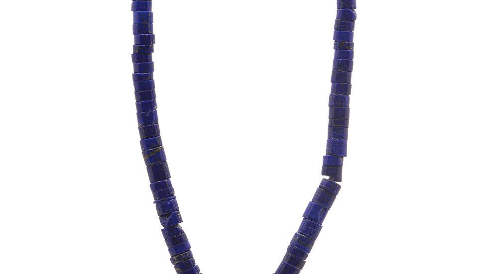 Collier mer - Collier en lapis lazuli