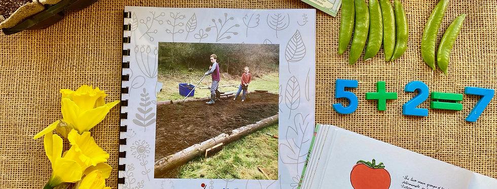 In the Garden With Wild Math Unit