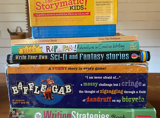 Upper Elementary Writing Resources