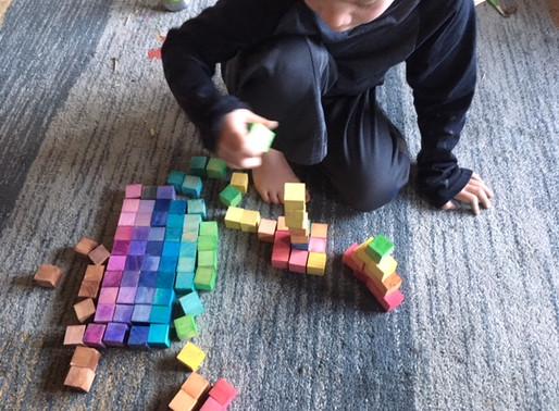 Encouraging Math Play