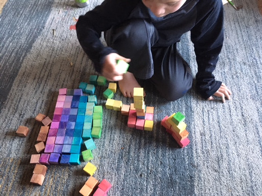 Encouraging Math Play