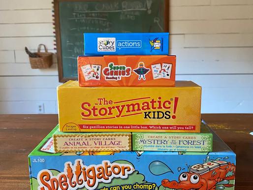 Favorite Language arts games