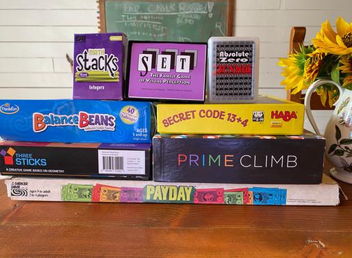 Favorite Upper Elementary Math Games