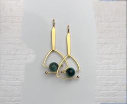 oorbellen goud : 825 €