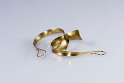 oorbellen goud 18K : 400 €