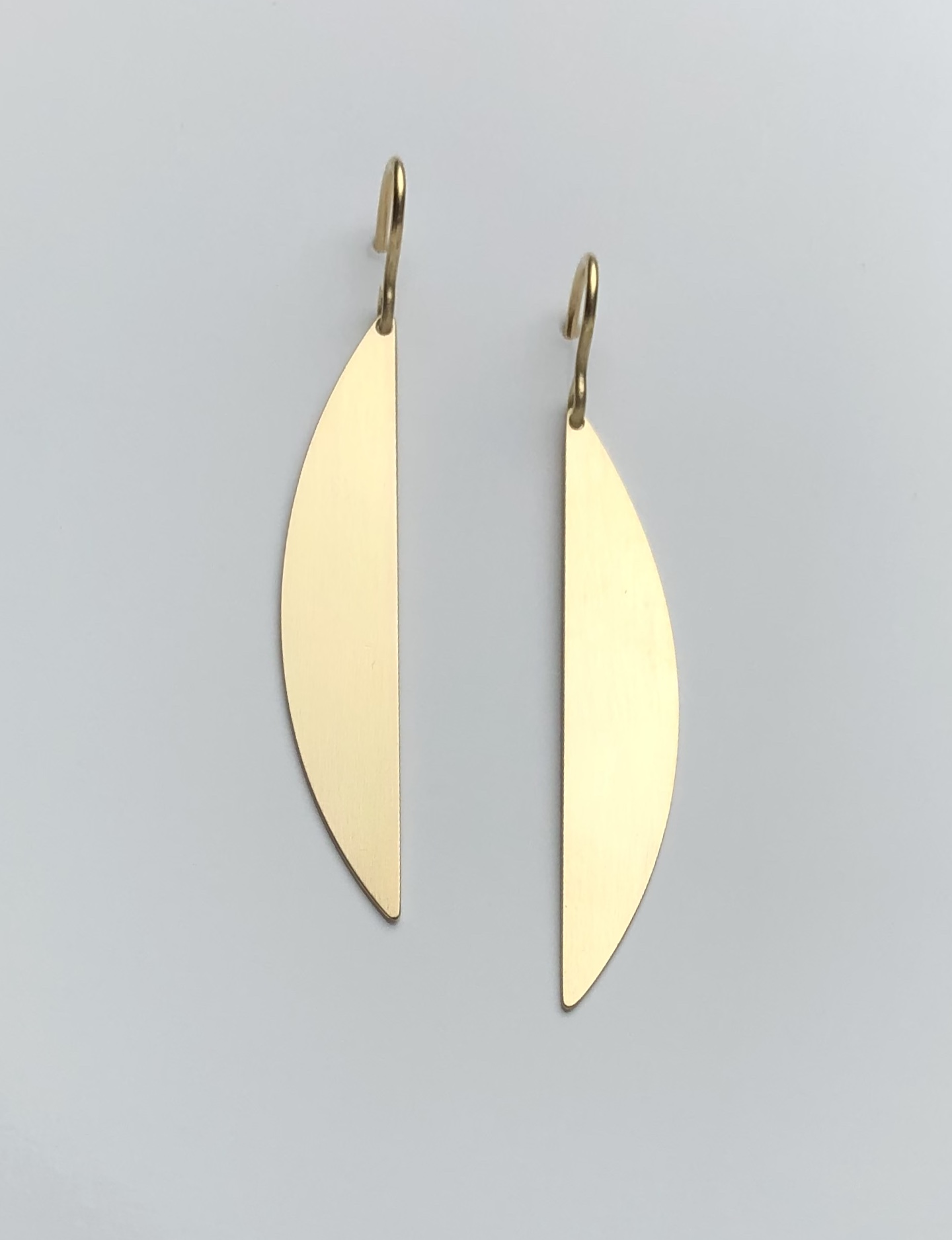 golden earrings : 540 €