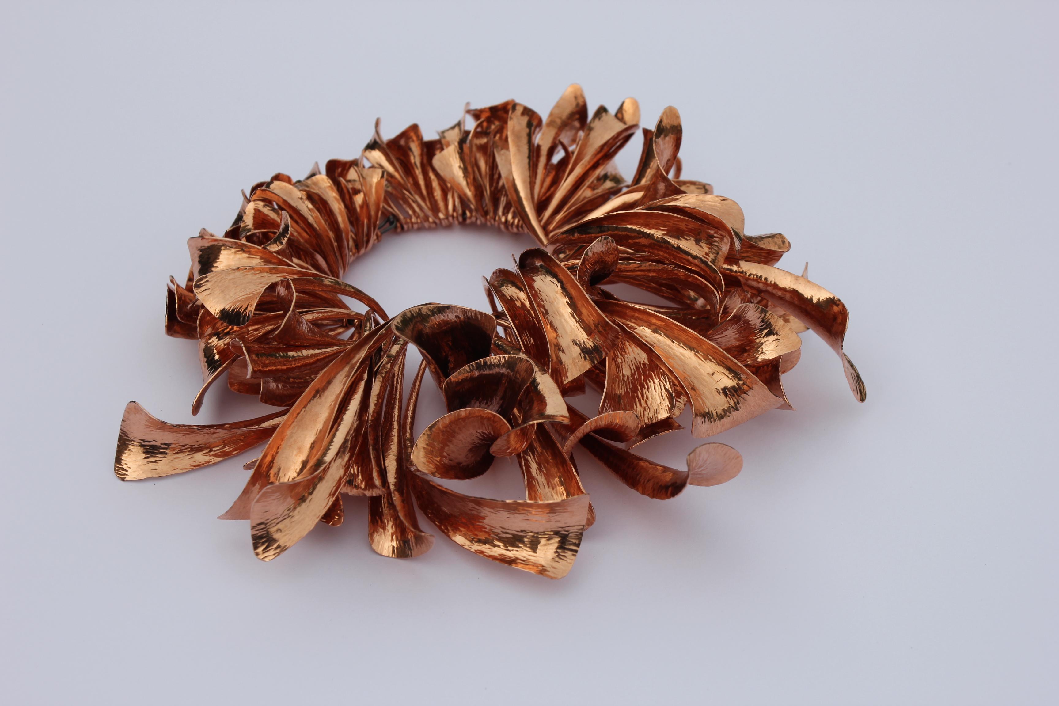 bracelet copper : 1600 €