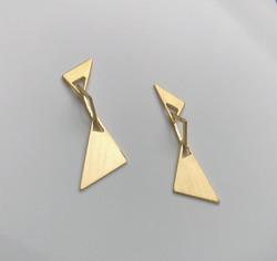 oorbellen goud 18K : 600 €