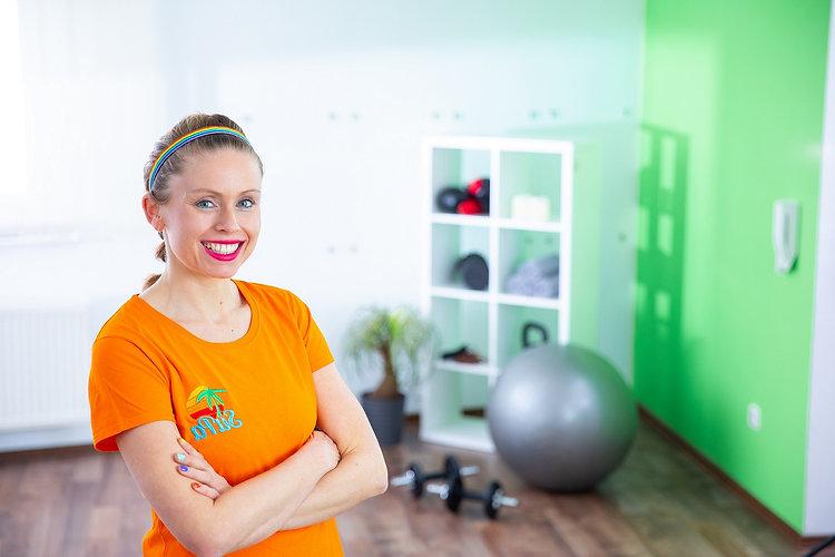 Susanne Palme Personal Trainer Würzburg
