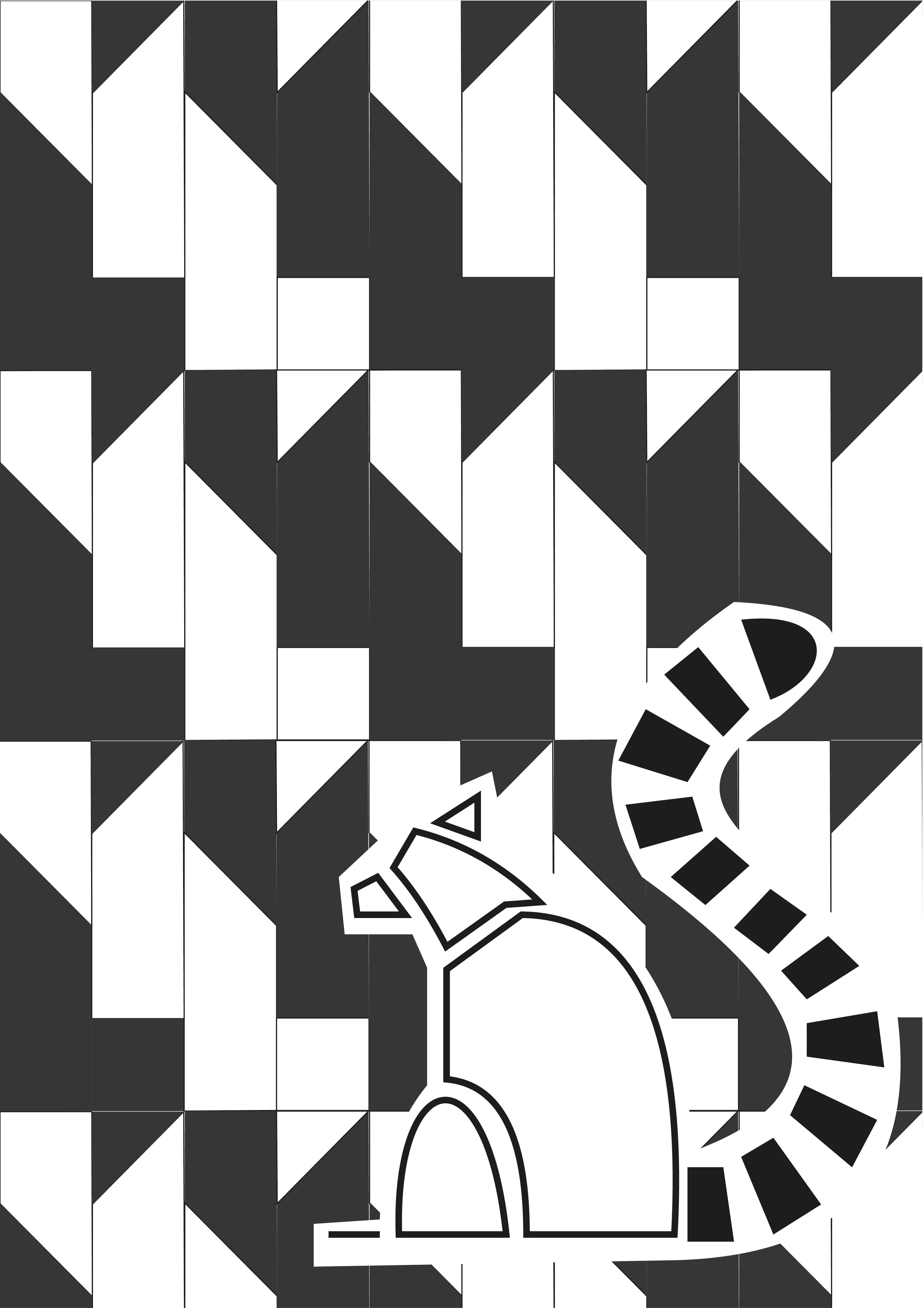 Digital Jungle Print 4