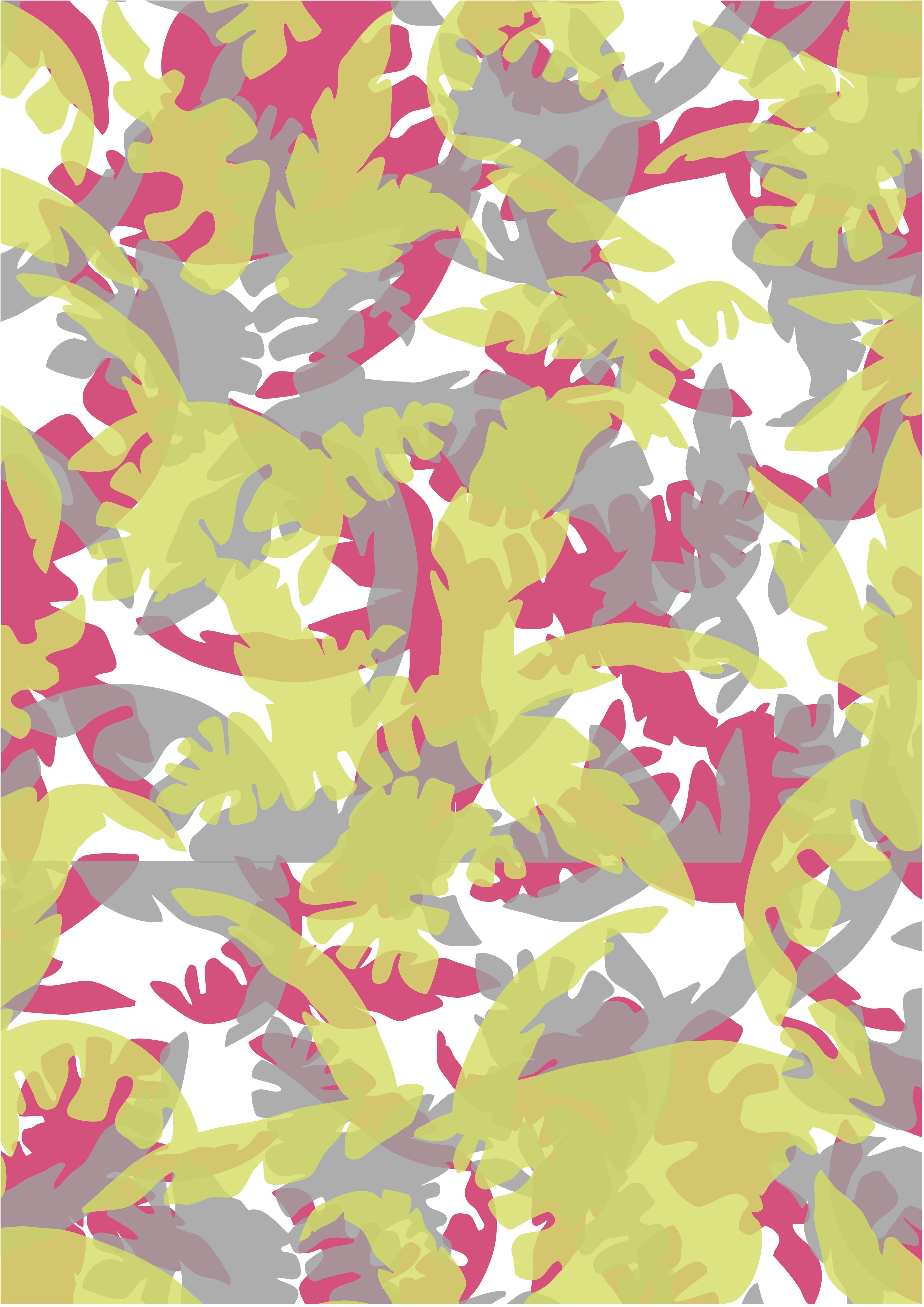 Digital Jungle Print 3