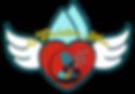 aicha logo heart name - Elizabeth Rogers