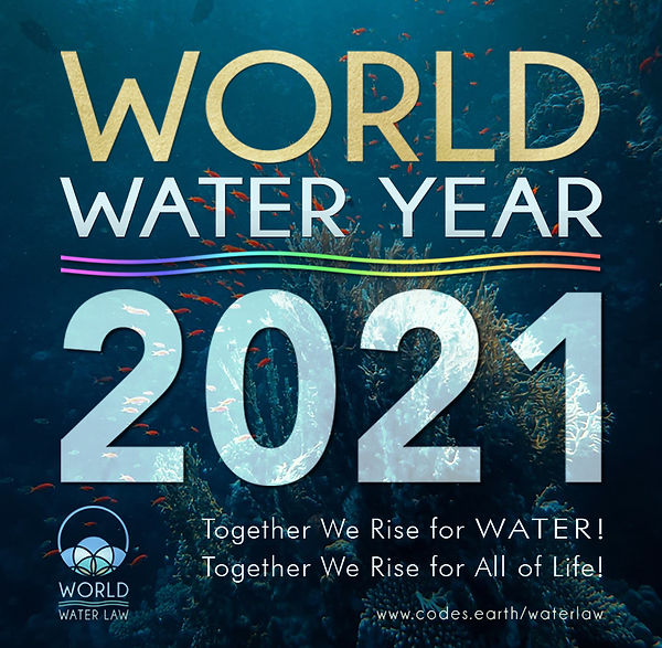 World water year 2021 new face book squa