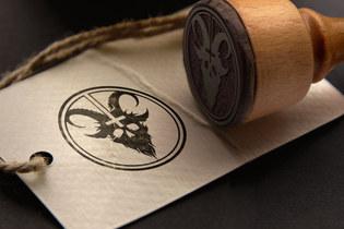 Tod & Teufel Tätowierhandwerk Siegel