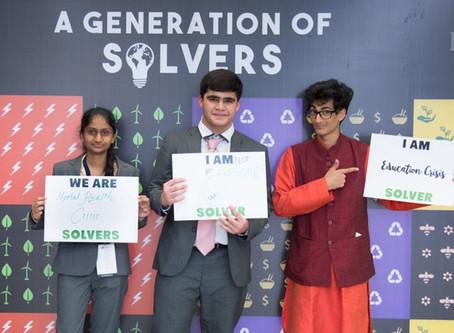Gen Z, a Generation of Solvers!