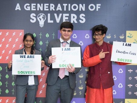 Gen Z, a Generation of Solvers!