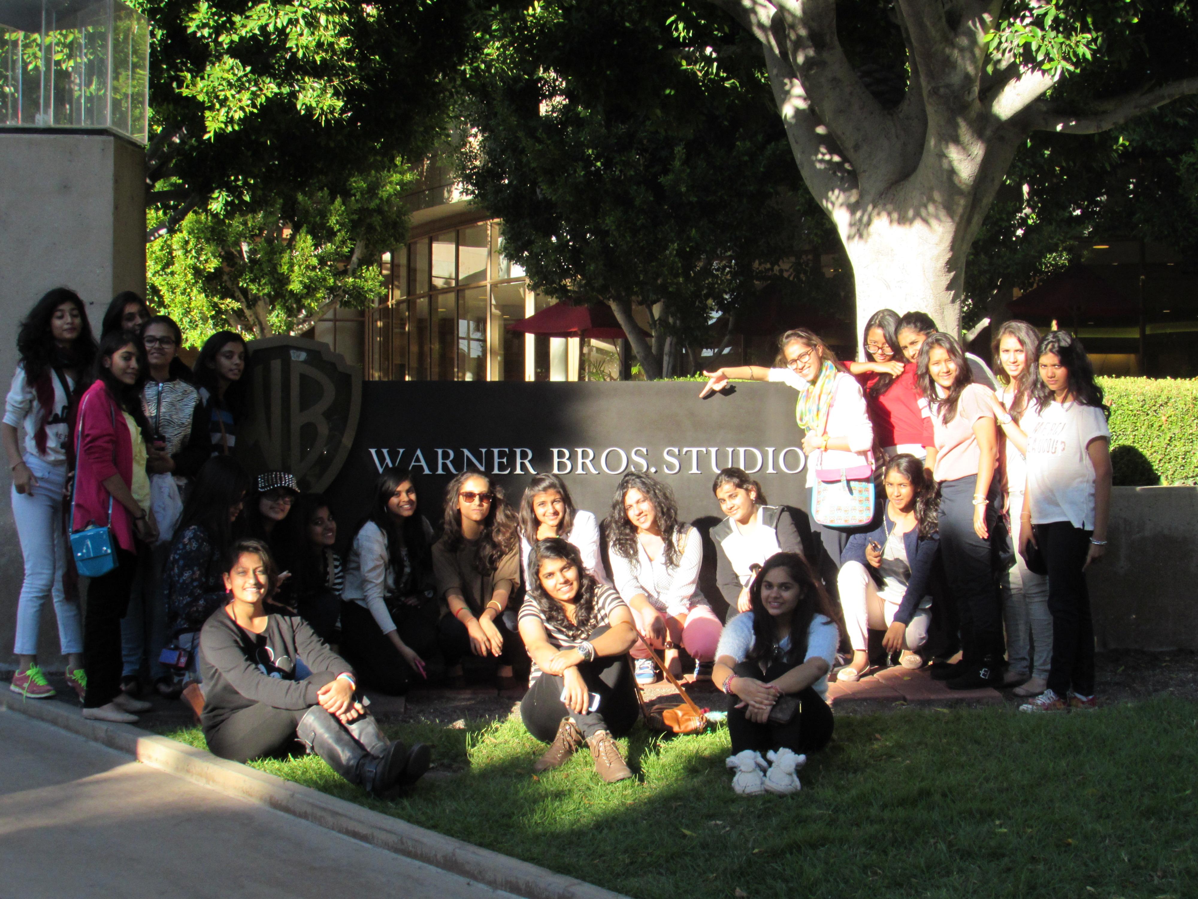 Warner Bros Studio Exploration